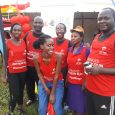 Team UIA posses for a group photo after the Kabaka birthday run.