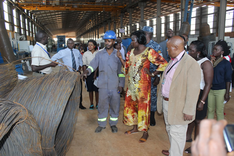 Minister of State for Investment visits KIBP