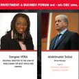 The African Investment & Business Forum, Algeria