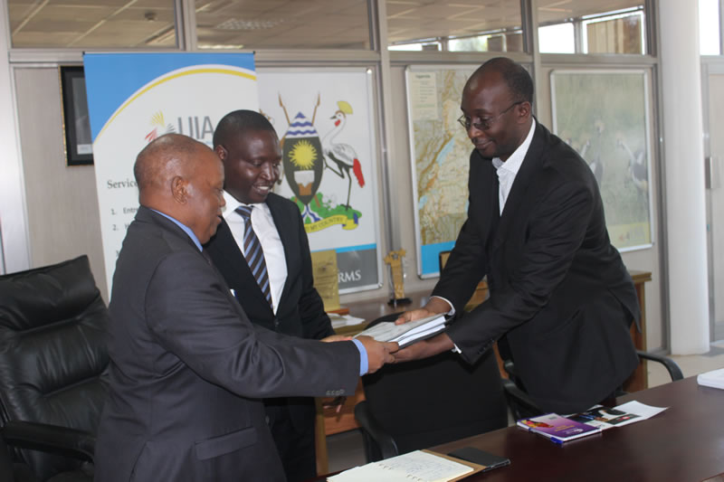 UIA receives the Business Registration System for the electronic One Stop Centre for investors