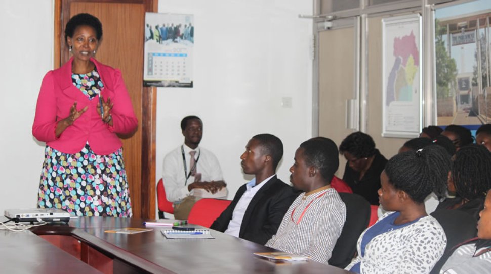MUST students visit Uganda Investment Authority 2