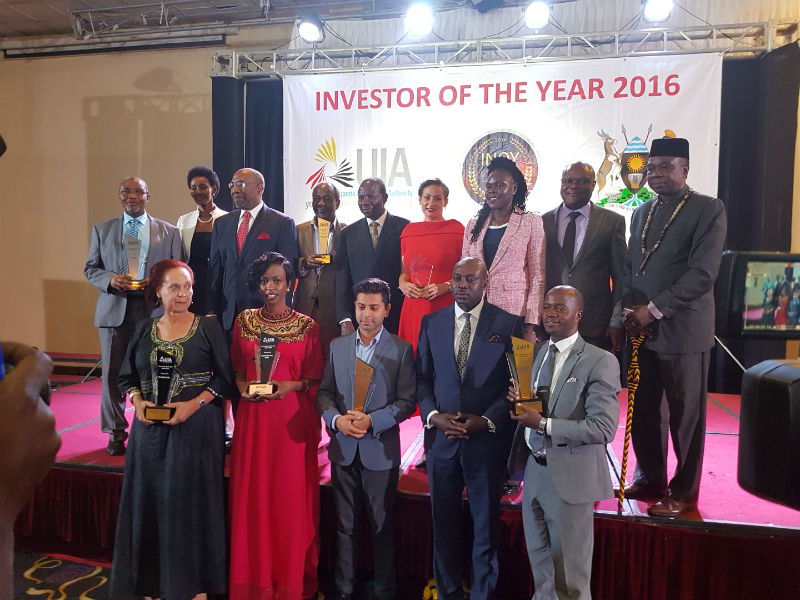 Investor of the Year Awards 2016