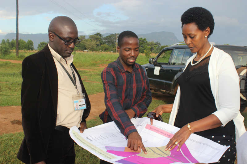 UIA ED pledges to speed up land compensation for Mbale Industrial Park